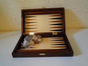 Backgammon mały (SU)